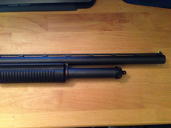 Remington 870 Replacement Barrel Problem