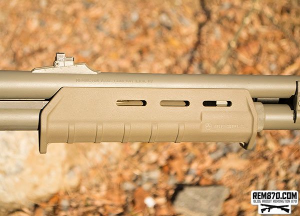 Magpul SGA Remington 870 Forend Flat Dark Earth