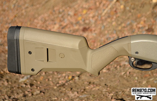 Magpul SGA Remington 870 Stock Flat Dark Earth