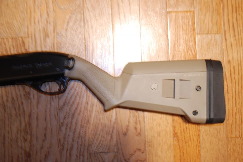 Remington 870 Magpul Stock