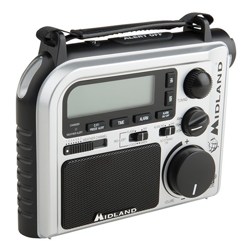 Emergency Crank Radio