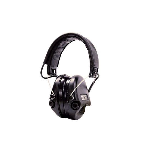 MSA Electronic Hearing Earmuffs
