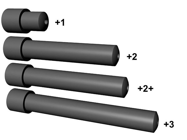Wilson Combat Magazine Extension Lengths
