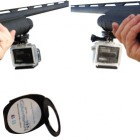 12Ga Shotgun Under Forearm Mount for GoPro