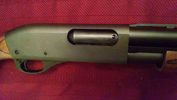 Remington 870 Bolt Assembly - Before