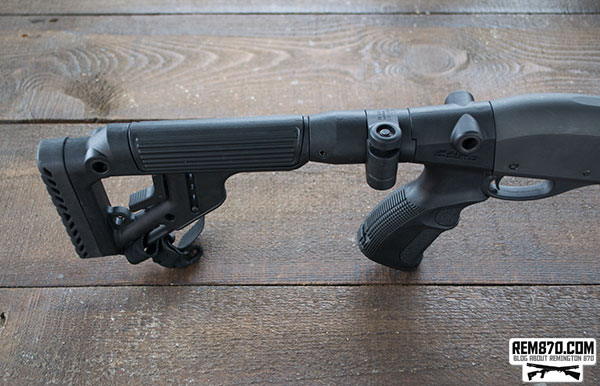 Fab Defense (Mako Group) Folding Stock for Remington 870