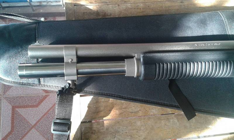 Remington 870 Extension