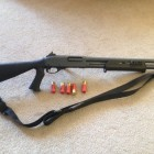 Remington 870 with Tactical Upgrades