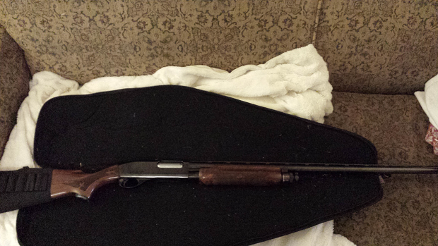 Remington 870 Wingmaster (1973)