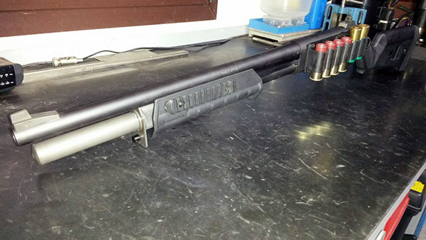 Remington 870 Magpul Forend
