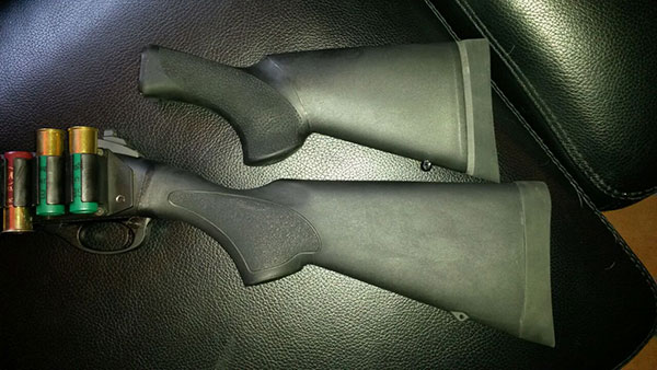 Remington 870 Stocks, Standard and Hogue
