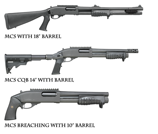 Remington 870 MCS forend,