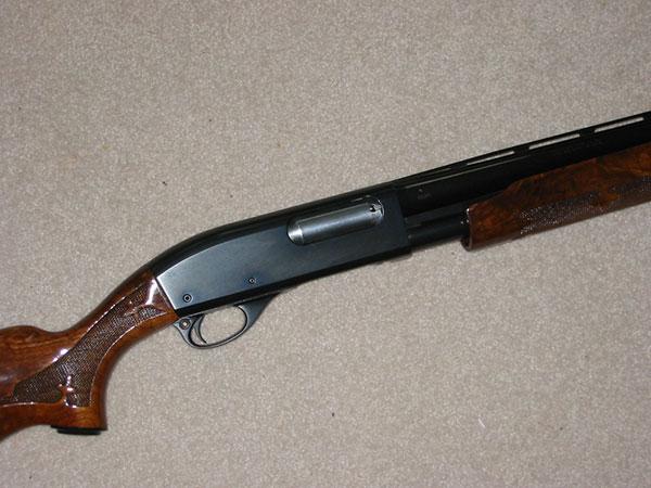 Remington 870 Trap Shotgun