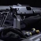 Remington 870 with Fiber Optic Sight