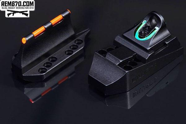 Remington 870 Universal Ghost Ring Firesights