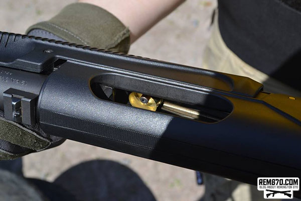 Unusual Malfunction on Pump Action Shotgun (Benelli Supernova)