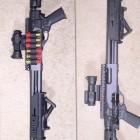 Remington 870 Tactical Upgrades Accessories