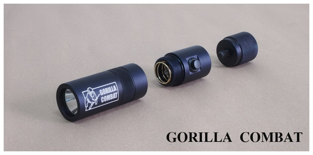 Gorilla Combat Flashlight for Remington 870