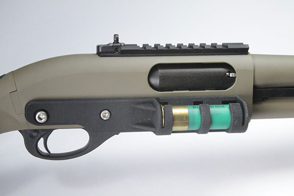 Pred Defender Shell Holder for Remington 870