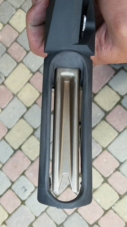 Benelli Supernova Trigger Group Modification