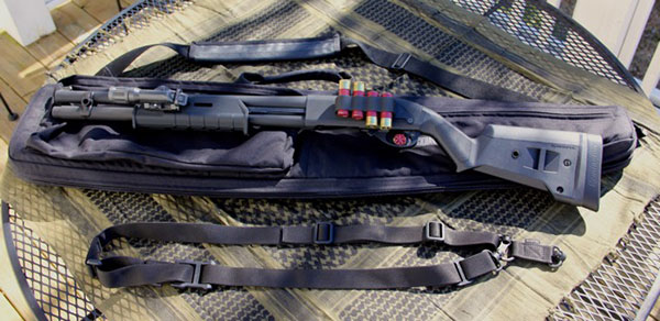 Remington 870, Magpul Stock and Forend