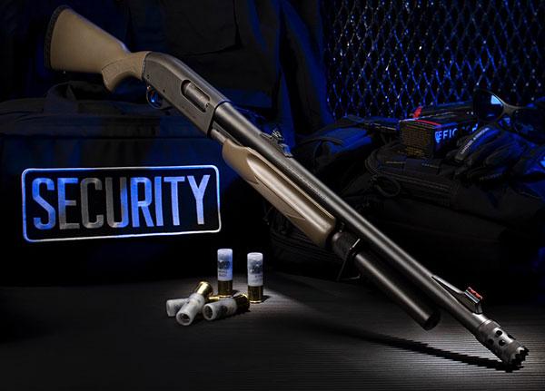 Remington 870 - Security