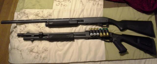 Remington 870 for Turkey Hunting