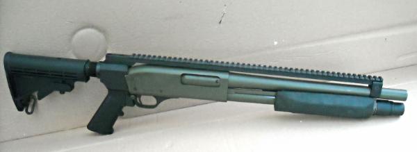 14 inch Remington 870