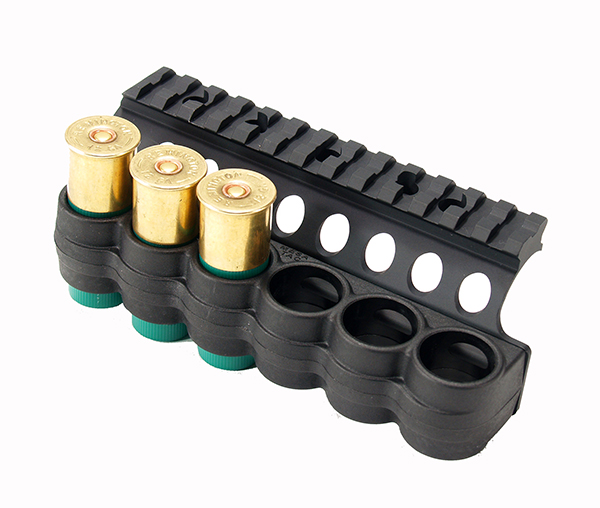 New Polymer Mesa Tactical SureShell® Shotshell Carrier