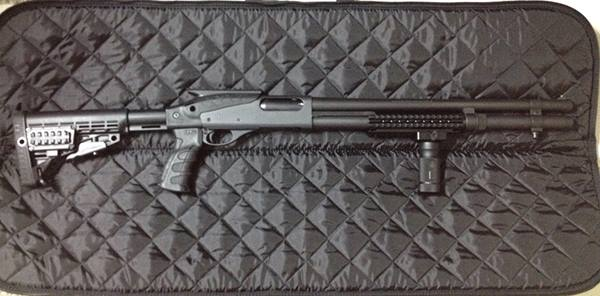 Remington 870, 3rd place, 22 likes