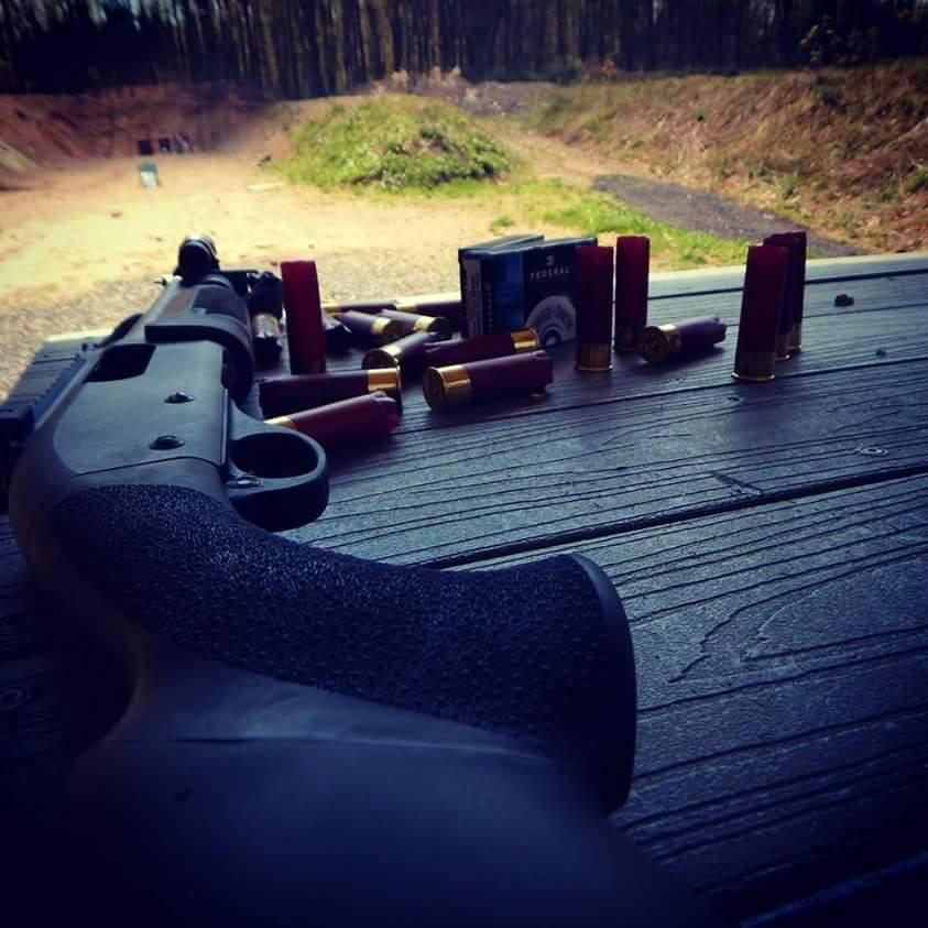 Remington 870, 6th place, 10 likes