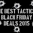 The Best Tactical Black Friday Deals 2015