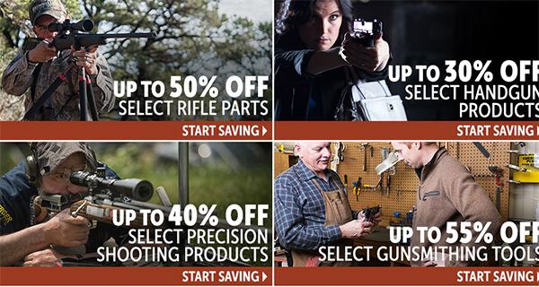Brownells Black Friday Deals