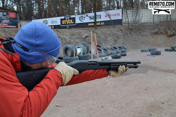 Tactical Shotgun Training Photos