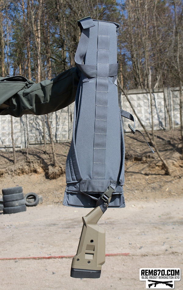 Beez Combat Systems Shotgun Scabbard Review