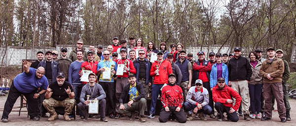 Kyiv Shotgun Open, 2016, Practical Shooting