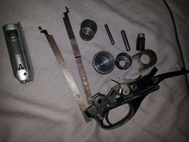 Remington 870 Parts, Trigger Group, Bolt