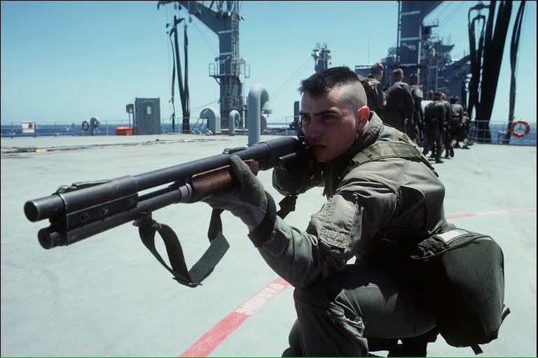 Remington 870 USMC MK1
