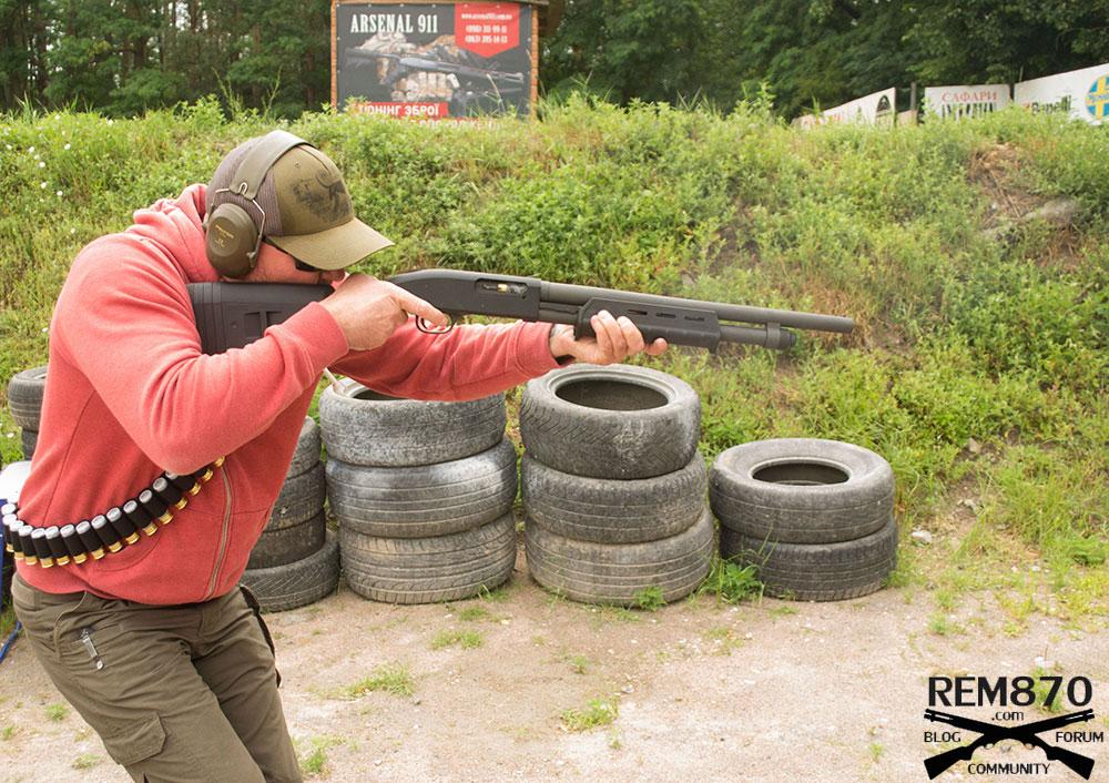 Tactical Shotgun Training
