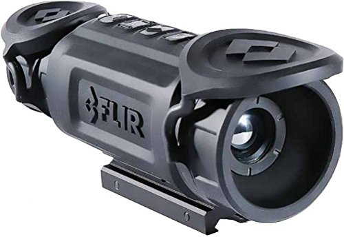 The FLIR Systems RS64 1.1-9X Thermal Night Vision Riflescope