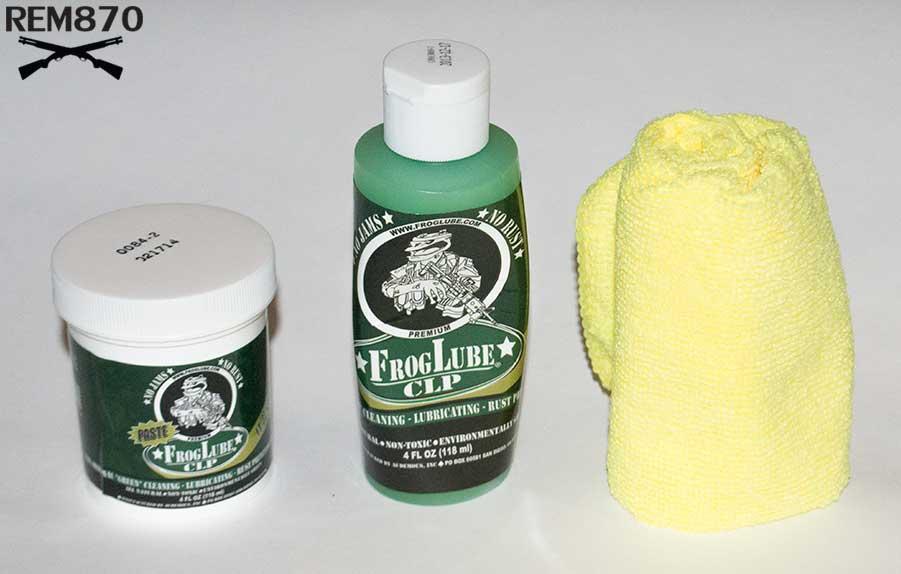 Froglube CLP Liquid and Paste