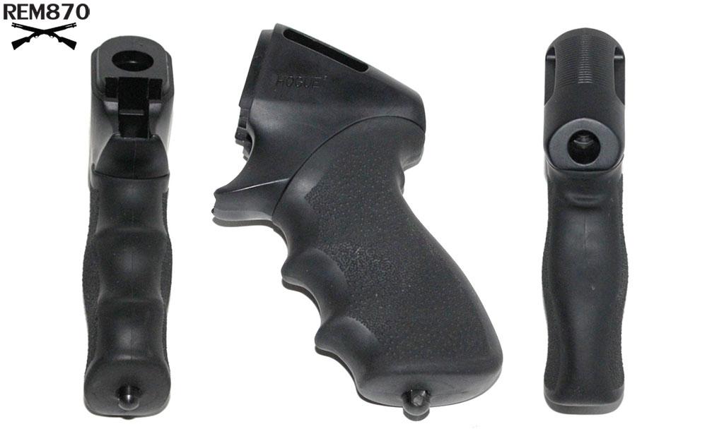 Hogue Tamer Pistol Grip Shape Detail