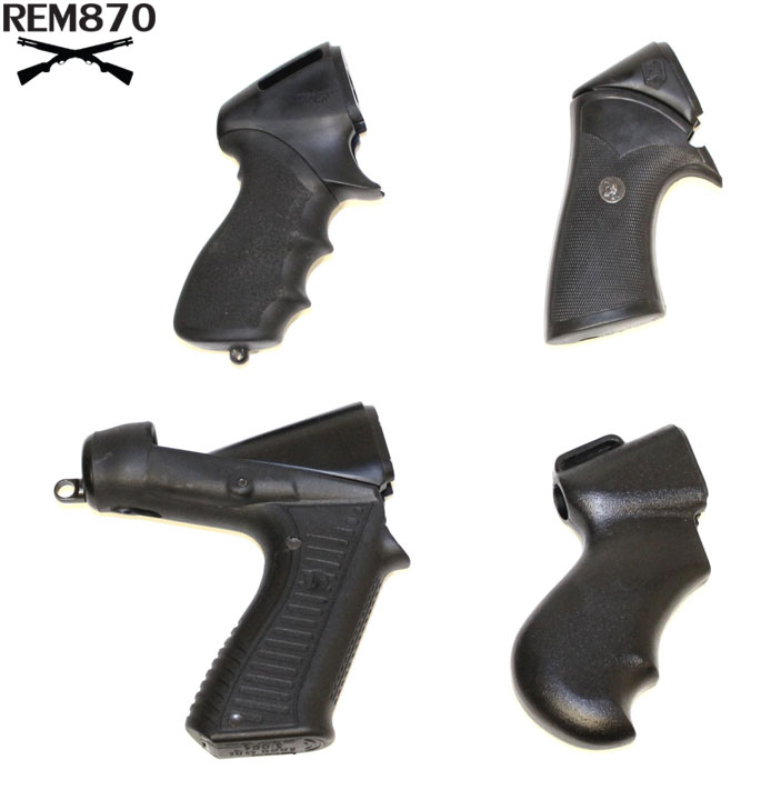 Remington 870 Pistol Grips Only