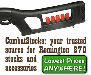 """CombatStocks: your trusted source for Remington 870 stocks and accessories"