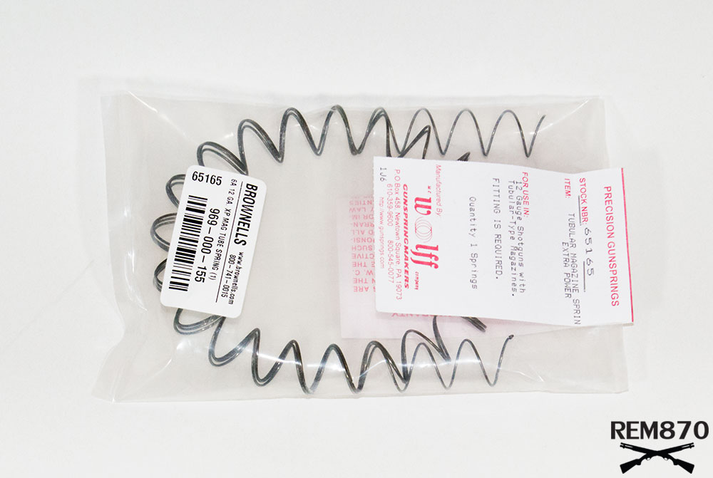 Wolff Gunsprings Shotgun Magazine Tube Spring
