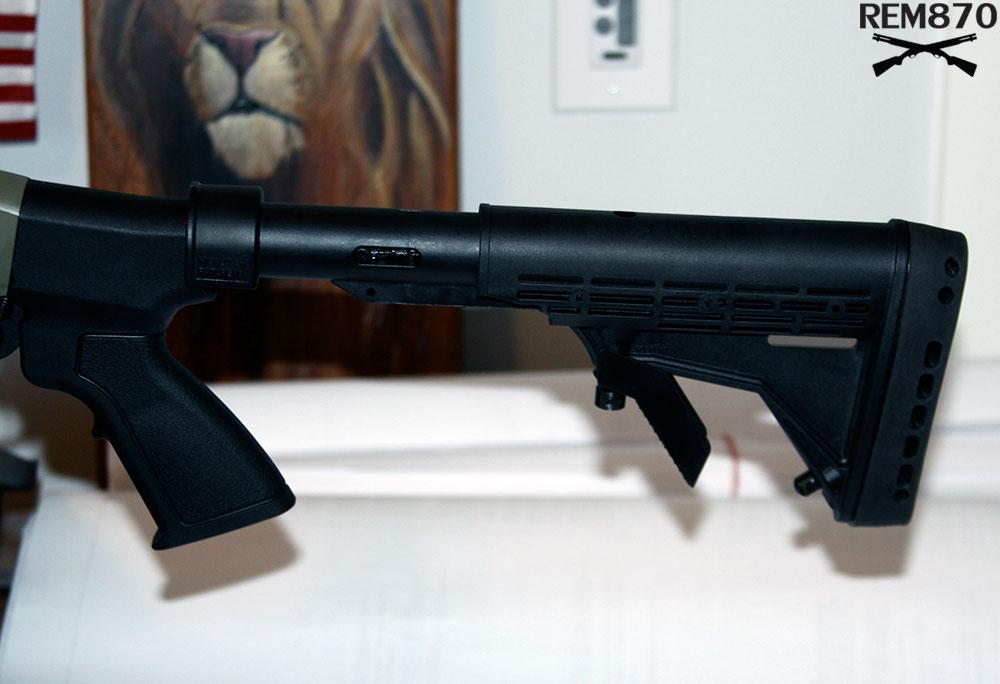 20 Gauge Tactical Remington 870