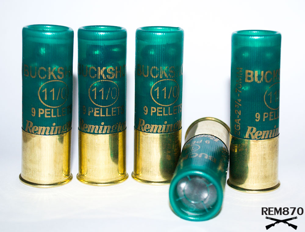 Remington Buckshot