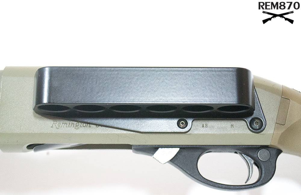 Strela Sidesaddle for Remington 870