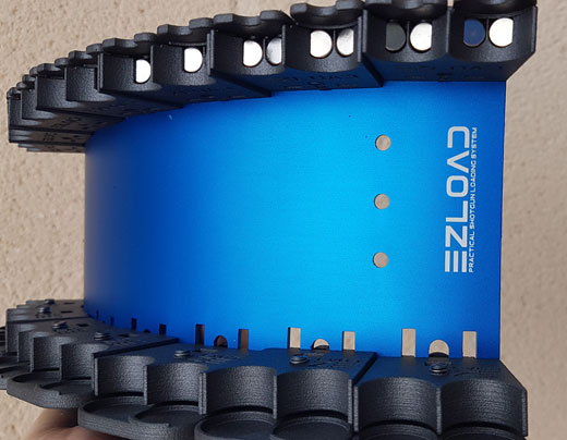 EZload Quadload Shell Holder