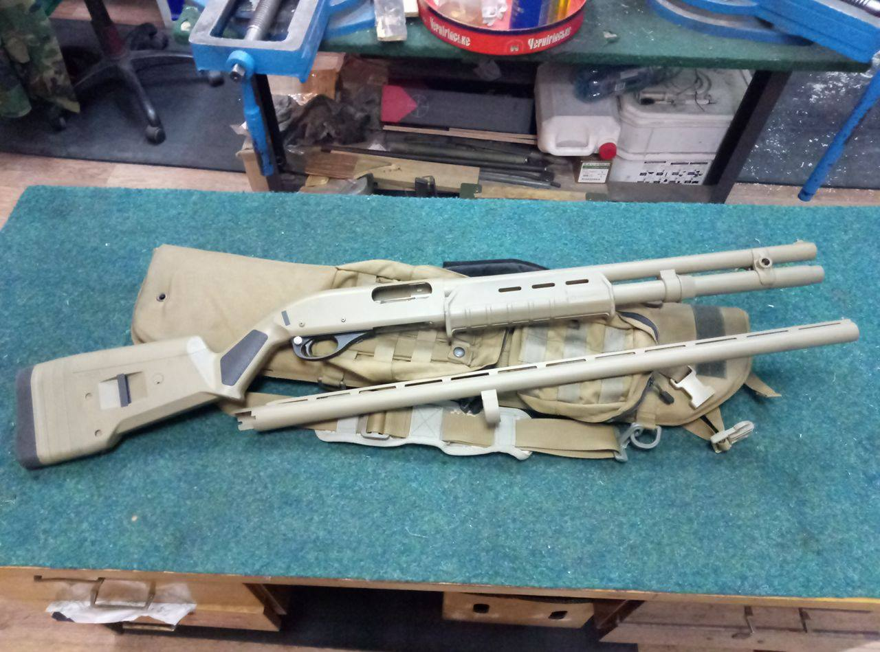 Remington 870 for Hunting